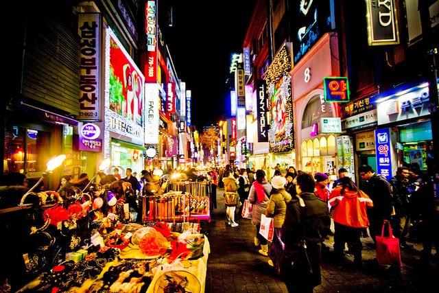Myeongdong-market